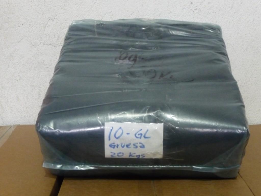 BULTO de Bolsa 20 KG 10, 17, 33, 48, Y 55 GALONES
