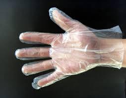 Guante para comida transparente c / 1000 pz