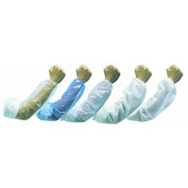 mangas de plastico