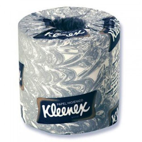 papel klinex c/80 rollos