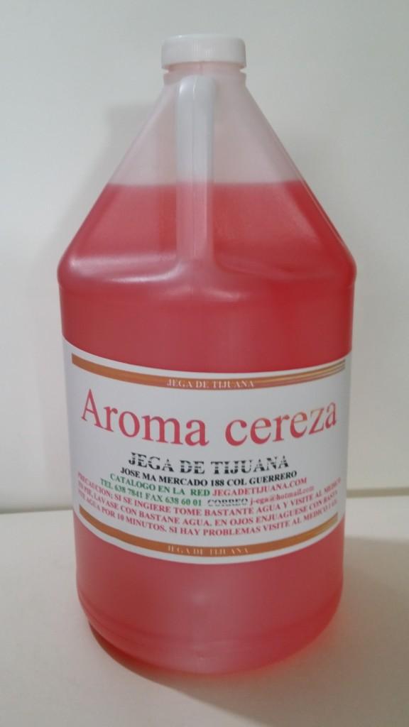 aroma cereza liquido