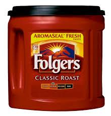 lata cafe folgers 1.36kg