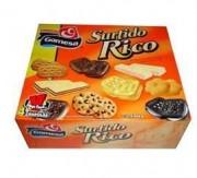 paquete de galletas gamesa surtido rico