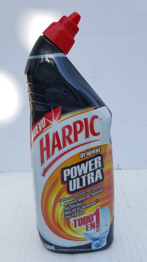 harpy pato purific para limpieza de baño