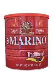 lata de cafe marino rojo