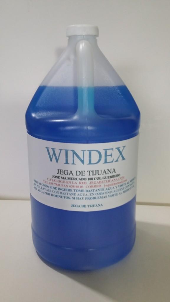 Limpiavidrios Windex