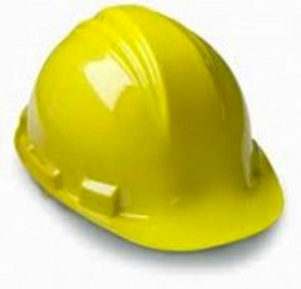 casco de seguridad tipo cachucha