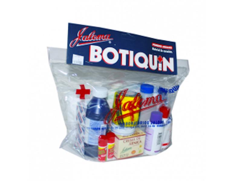 paquete de medicamentos