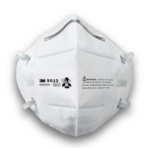 rimel 3m9010N95, c / 20 pz Protección materiales contra de aire particulado, aserrín, Polvo Aprobado Por NIOSH 42.CFR.84. El material filtrante electrostático avanzado