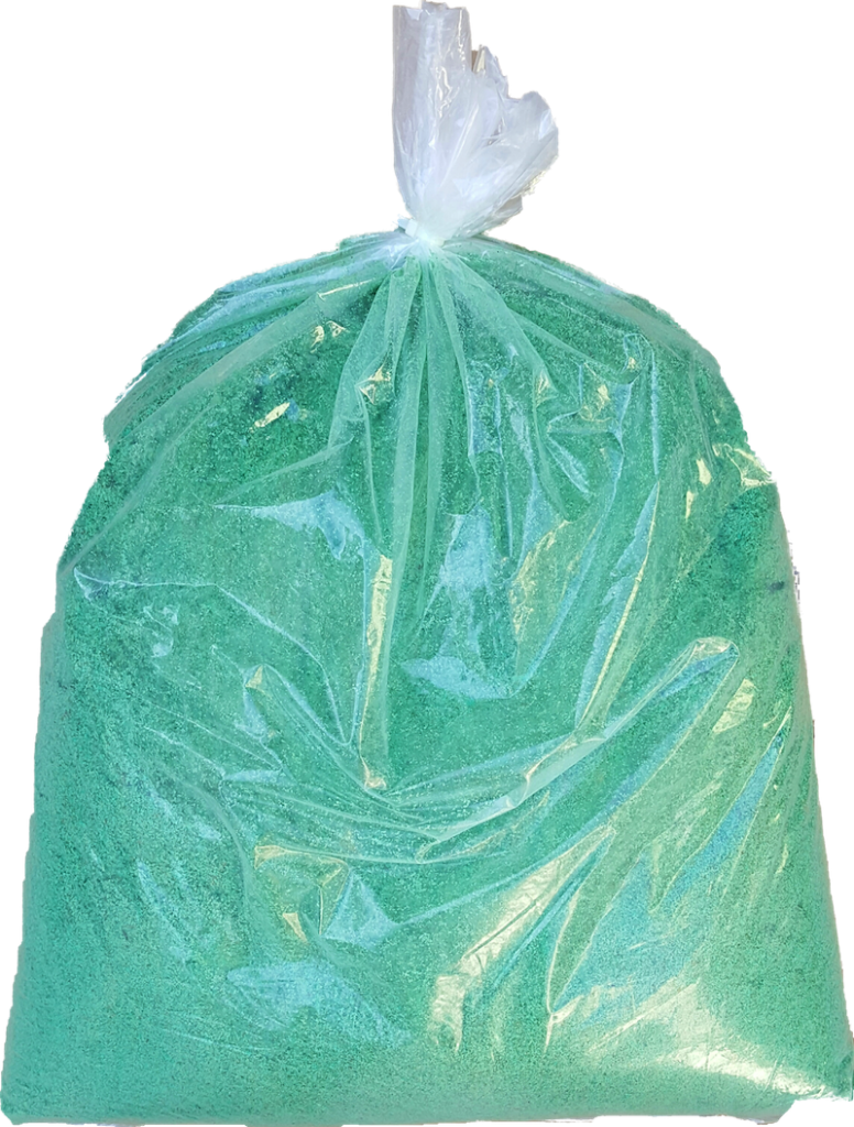 aserrín-verde